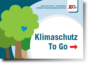 Klimaschutz_to_go RECKONERGY - RECKON WITH YOUR OWN ENERGY